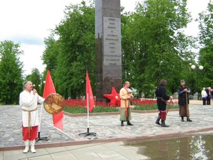 День русского языка отметили в Можайске