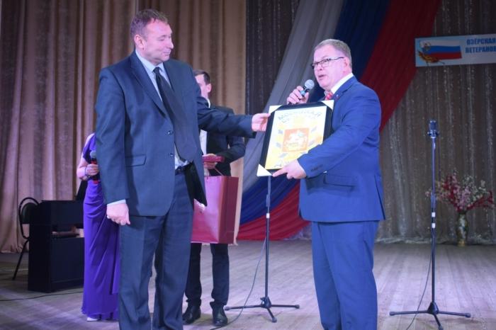 30-летний Юбилей отметил Совет ветеранов городского округа Озеры