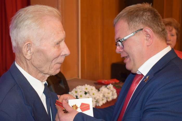 Подольчане чтят и помнят подвиг Красной Армии и Советского народа
