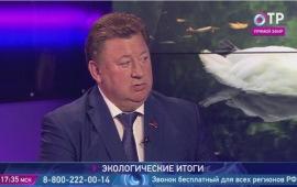 Владимир Кашин: Несмотря на дождливую холодную погоду, биологический урожай зернобобовых культур очень хороший