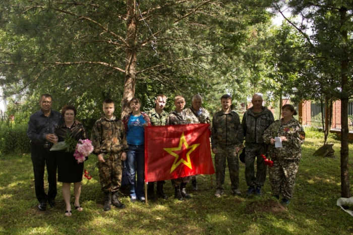 Поисковые отряды «Прорыв» и «Феникс» подняли останки 8 человек
