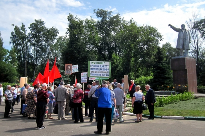 Орехово-Зуево против чиновничьего беспредела