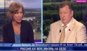 В.И. Кашин выступил в программе «ОТРажение» на телеканале ОТР
