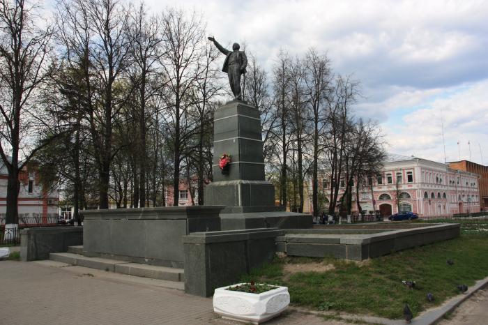 Ильич вернётся на главную площадь города