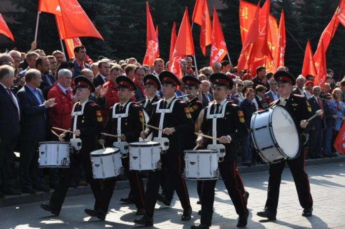 Г.А. Зюганов: Сегодня безопасность страны снова под угрозой