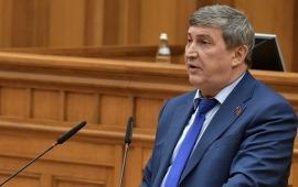 В Московской области будет разработан правовой акт для вывешивания копии Знамени Победы на зданиях госвласти 9 мая