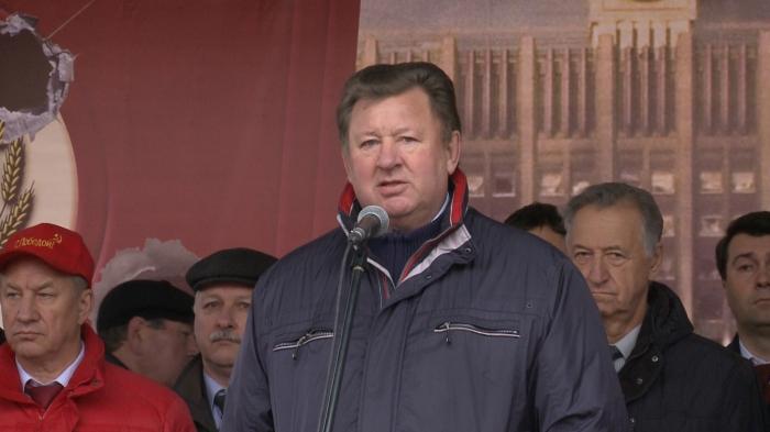 Выступление В.И. Кашина на митинге 04.10.2017