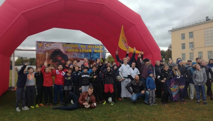 «Русский Лад» на Дне дворового спорта в Люберцах
