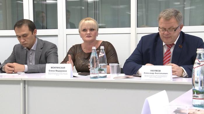 Состоялось выездное заседание фракции КПРФ Московской областной Думы