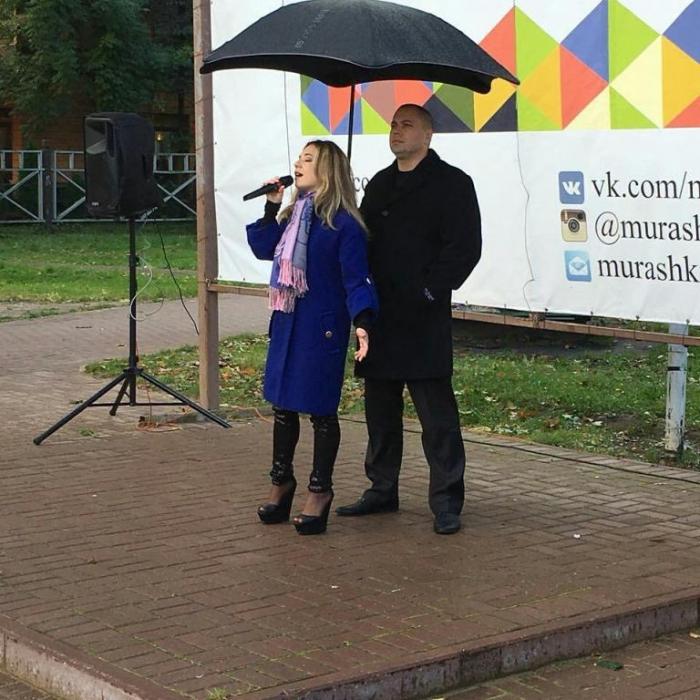 В Люберцах прошла «Золотая осень» в преддверии празднования «Великого Октября»!