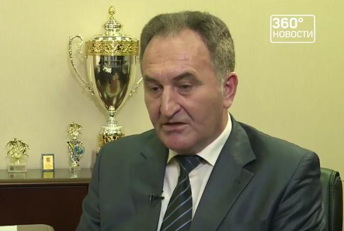 Николай Васильев принял участие в программе «Интервью» на телеканале 360