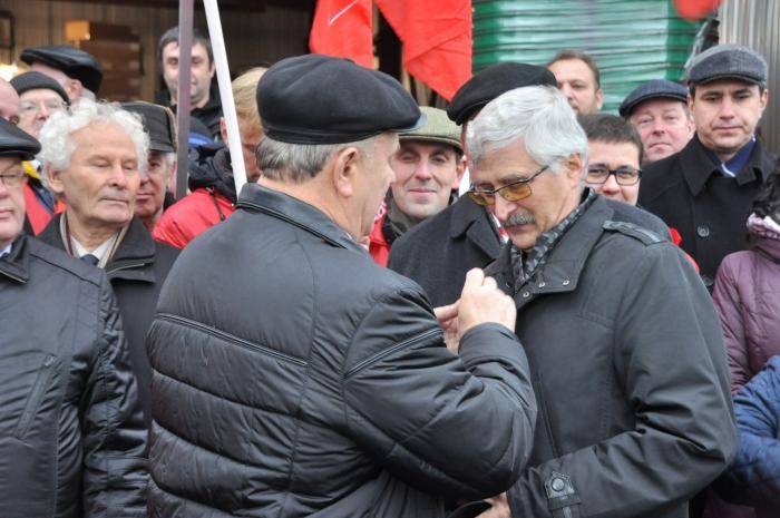 «Донбасс, мы с тобой!». Коммунисты отправили 66-ой гуманитарный конвой