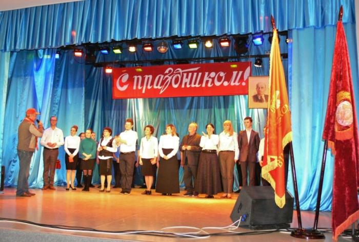 В Серпухове состоялся концерт, посвящённый Дню рождения комсомола