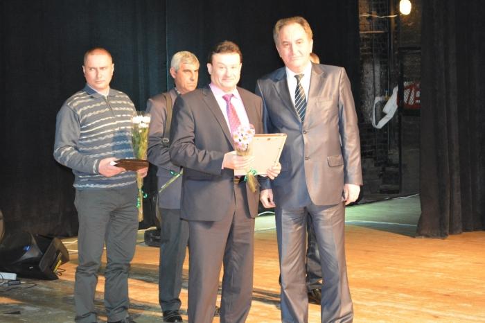 День работников сельского хозяйства и перерабатывающей промышленности отметили в Подмосковных Луховицах