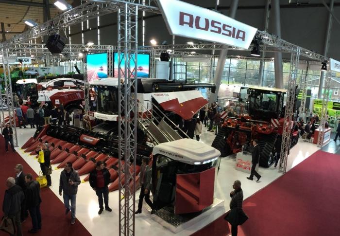 Константин Черемисов посетил международную выставку AGRITECHNICA 2017