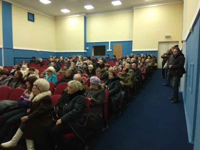 В Быково состоялся митинг против беспредела властей поселения