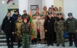 Закрытие Областной Вахты памяти - 2017