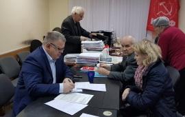 Состоялась встреча депутата Мособлдумы Александра Наумова с жителями Ленинского муниципального района