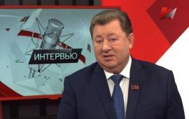 Интервью В.И. Кашина на телеканале «Красная Линия»