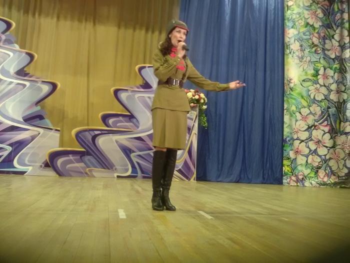 В Одинцово прошел концерт, посвященный 100-летию Великого Октября