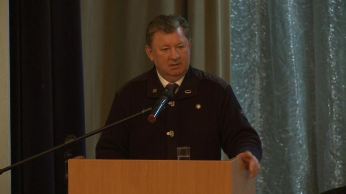 Выступление В.И. Кашина в ДК «Большевик» 12.12.2017
