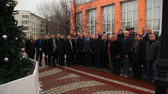 16.12.2017 состоялся Пленум МК КПРФ
