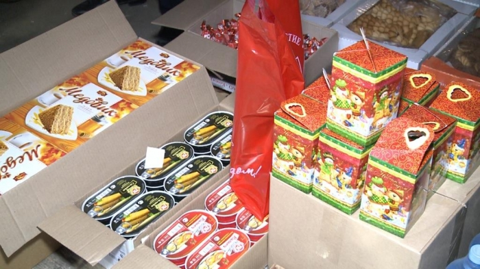 Коммунисты отправили 68-ой новогодний гуманитарный конвой