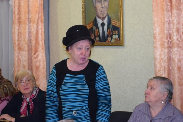 В г.о. Протвино прошла встреча депутата Мособлдумы Александра Наумова с  Советом городской организации Ветеранов и со старшими по домам