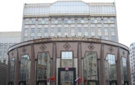Фракция КПРФ в Московской областной Думе покинула зал заседаний Думы, протестуя против принятия неконституционного закона