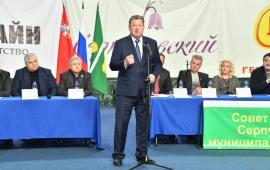В.И. Кашин: Проблема свалок в Московской области должна быть решена в ближайшее время
