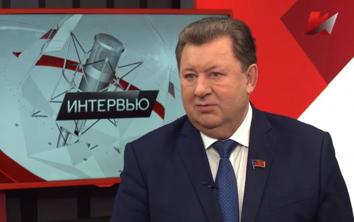 Владимир Кашин: «Пора развернуться  лицом к селу!»