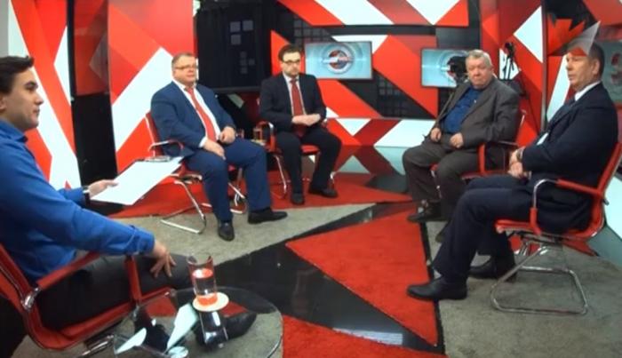 Доходы на отходах. Программа «Точка зрения» на телеканале «Красная Линия»