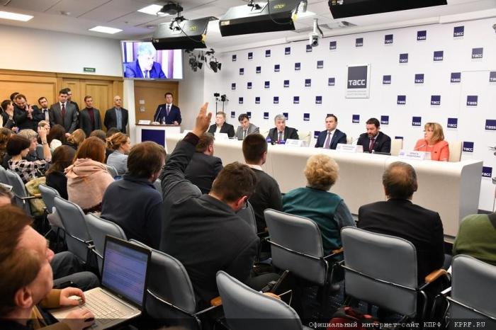 «Территорией социального оптимизма должна стать вся Россия»