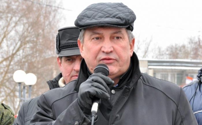 Выступление К.Н. Черемисова в с.п. Борисовское 27.01.2018