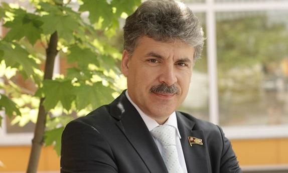 Провокация против кандидата в президенты Павла Грудинина