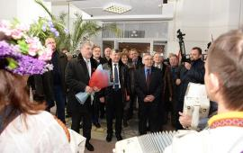Павел Грудинин провел встречу с жителями Краснообска