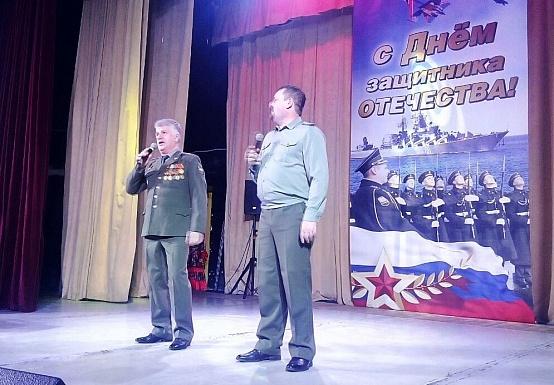 Пушкинские коммунисты отметили 100-летие РККА