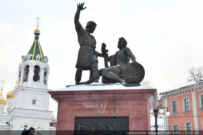 П.Н. Грудинин: «Надо спасать страну!»