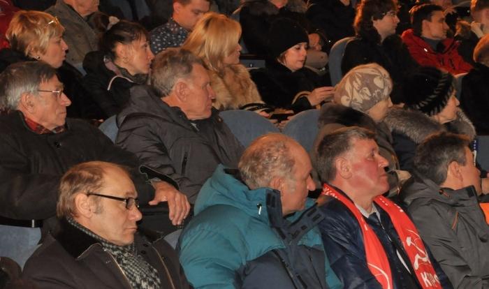Встреча с жителями городского поселения Белоозёрский