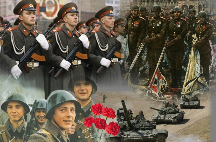 КПРФ отметила 100 лет Советской Армии и Военно-Морского Флота!
