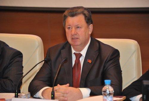 В.И. Кашин принял участие в итоговом заседании первого дня работы Всероссийского форума сельхозпроизводителей