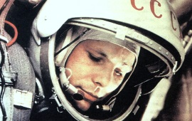 К 50-летию гибели Ю.А. Гагарина. Навеки в памяти народной