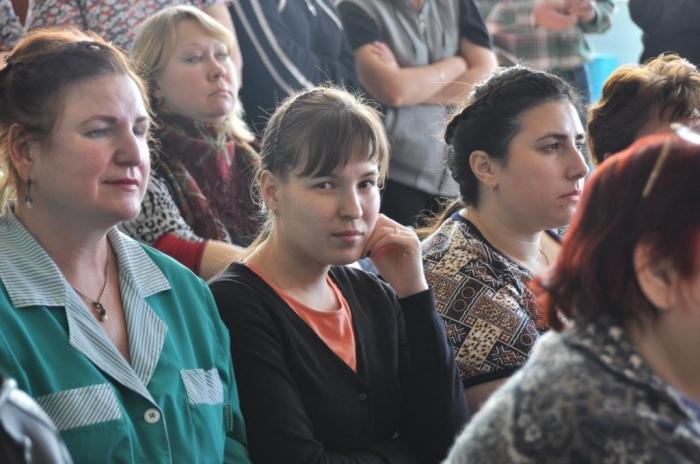 В Павловском Посаде состоялась встреча народного кандидата в Президенты РФ от КПРФ Павла Грудинина