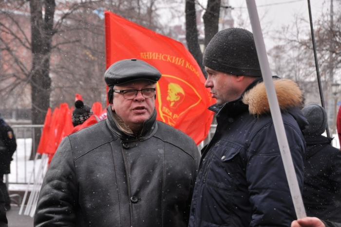 Выборы-2018 – КПРФ не даст обмануть народ!
