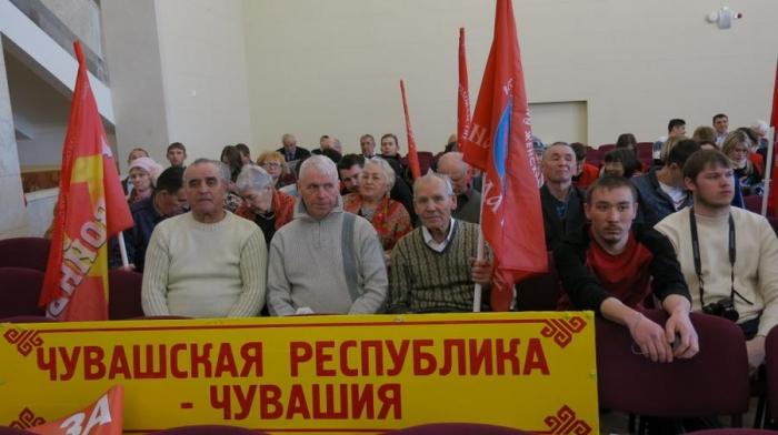 «Бороться за перемены!». Чувашские коммунисты поделились своими впечатлениями после встречи с Павлом Грудининым в Казани