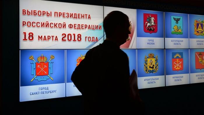 Итоги выборов Президента России 2018 года