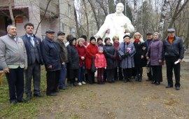 Коммунисты Щелковского РК КПРФ отметили 148-летие Вождя мирового пролетариата В.И. Ленина