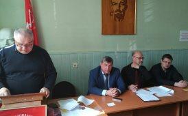 Состоялась 49-ая отчётно-выборная Конференция  Красногорского ГК КПРФ
