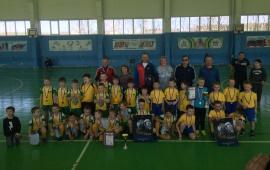 Молодые футболисты Малаховки говорят спасибо!