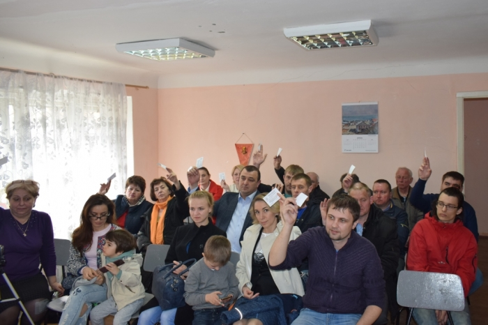 14 апреля состоялась отчетно-выборная Конференция  Чеховского ГК КПРФ